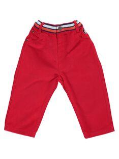 Baby boys' trousers CUDEPAN1 / 18SG10F1PAN050