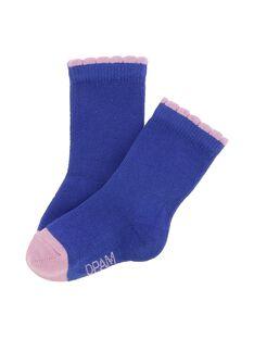 Dark navy Socks CYIJOCHO1 / 18SI09R1SOQ707
