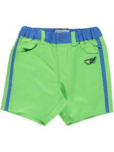 Lime green Bermuda CUMABER1 / 18SG10U1BER615