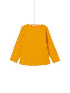 Yellow T-SHIRT KAGOTEE2 / 20W901L1TML107