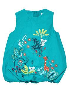 Blue Dress JICLOROB2 / 20SG0911ROBC235