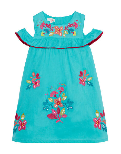Medium turquoise Dress JABOROB2 / 20S901H2ROB209