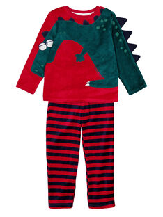 Red Pajamas GEGOPYJROUG / 19WH12N2PYJF508