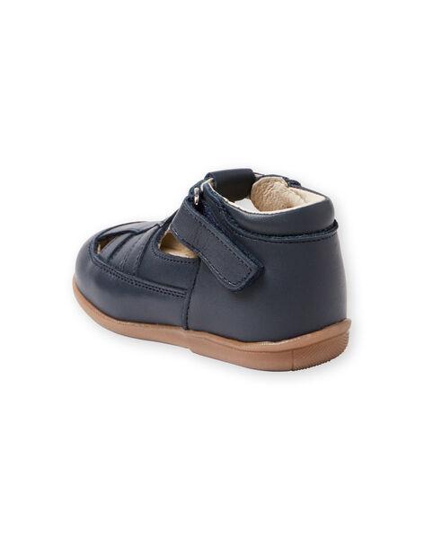 Baby Boy Navy Slippers LBGSALSANDM / 21KK3834D13070