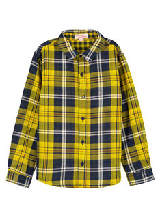Orange Shirt GOJAUCHEM / 19W902H1CHM109