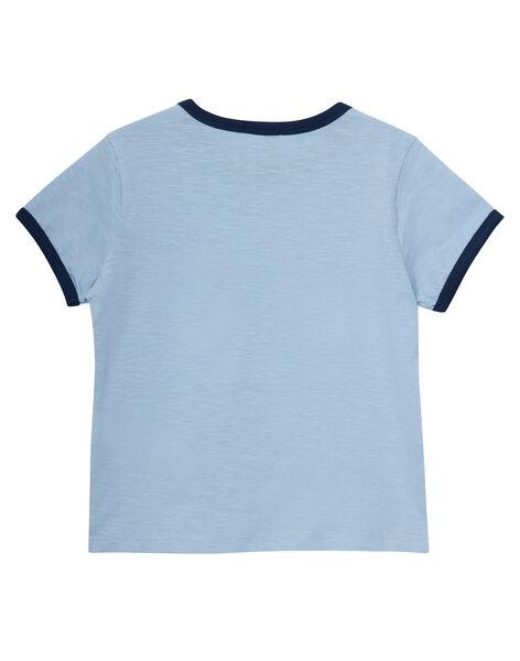 Water blue T-shirt JOPOETIEX / 20S902G2TMC213