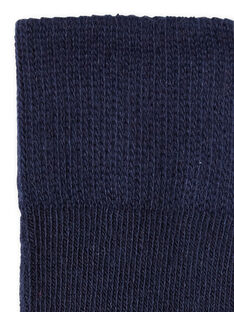 Baby girl navy blue tights LYIHACOL / 21SI09X1COL070
