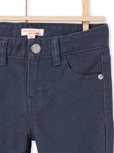 Navy PANTS MOJOPAKNI2 / 21W90226PANC202