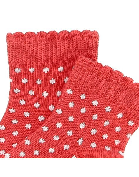 Baby girls' mid length socks CYIJOCHO9A / 18SI09S5SOQ099