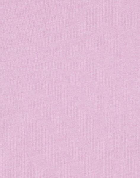 Purple T-SHIRT KABOTEE2 / 20W901N1TMLH706