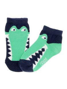 Baby boys' ankle socks CYUGAUCHO / 18SI10L1SOQ705