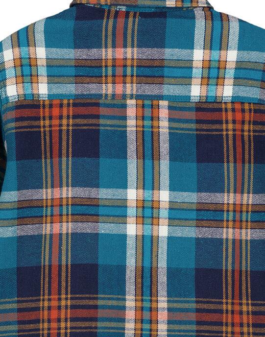 Dark navy Shirt GOTUCHEM / 19W902Q1CHM707