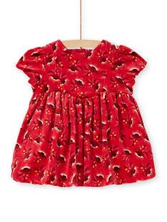 Red DRESS KINOROB1 / 20WG09Q1ROBF529