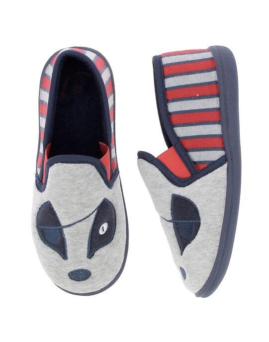 Grey Slippers DGSGPIRAT / 18WK36W3D0B940