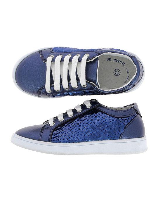 Navy Sport shoes CFSPORTSEQ / 18SK35A1D14070