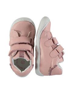 Baby girls? leather flex? trainers FBFBASFLEX / 19SK3741D3F030