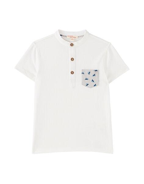 Off white T-shirt JOJATI1 / 20S902B1TMC001