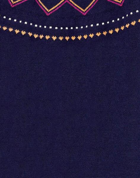 Navy DRESS KALUROB2 / 20W901P1ROBC205