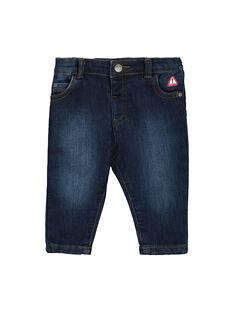 Baby boys' jeans FUJOJEAN1 / 19SG1032JEA704