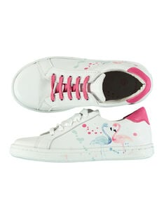 White Sneakers FFBASFLAM / 19SK3541D3F000