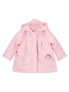 Pink raincoat GIVEIMP / 19WG0981IMPD326