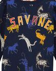 Boys' savannah sweatshirt FOBASWE2 / 19S90262SWE070
