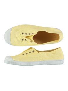 Yellow Sneakers FFTENBROD2 / 19SK35B5D16010