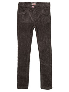 pantalon jegging en velours stretch GABLAPANT1 / 19W901S2PANJ912