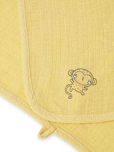 Batch of 2 yellow diapers birth LOU1LAN2 / 21SF41H1LAN103