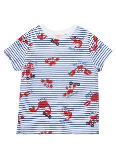 White T-shirt JOCEATI5 / 20S902N5TMC000