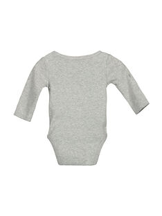Unisex babies' long-sleeved bodysuit FOU1BOD1 / 19SF7711BOD943