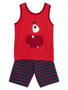 Red Pajamas JEGOPYCMON / 20SH12U7PYJF505