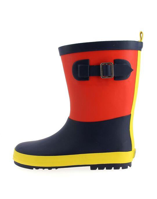 Navy Rain boots CGBPBLOCK / 18SK36Y1D0C070
