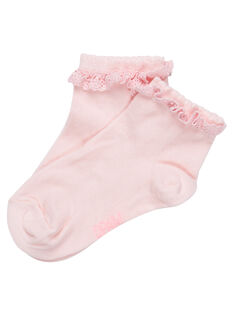 Baby rose Socks JYAJOSCHO4C / 20SI015DSOQ307