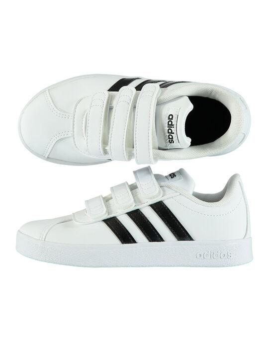 Boys? Adidas VL Court 2.0 trainers FGDB1837 / 19SK3632D35000