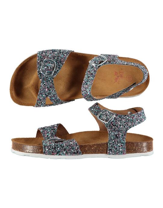 Girls? smart glitter sandals FFNULIGHT / 19SK35D8D0E956