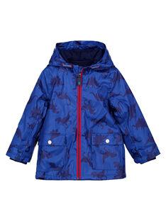 Medium blue Rain coat GOGROIMP / 19W90281IMP208