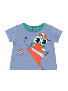Multicolor T-shirt FUCATI2 / 19SG10D2TMC099