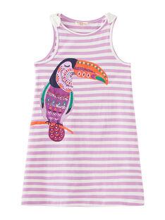 Lavander Dress JASAUROB4 / 20S901Q4ROB326