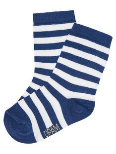Navy Socks JYUJOCHOR2 / 20SI1055SOQ720