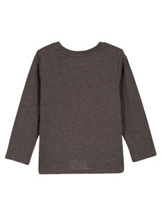 Grey Longsleeve T-SHIRT GOJOTICHI4 / 19W902L2D32J921