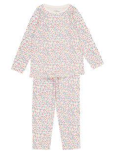 Off white Pajamas GEFAPYJETO / 19WH1158PYJ001