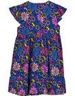 Girls' floral print dress GABLEROB1 / 19W90192ROB707