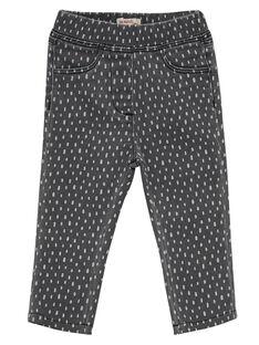Grey denim pants JIJOPAN2 / 20SG0941PANK004