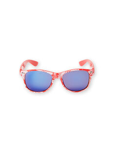 Red and white sunglasses boy child LYOMERLUN / 21SI02D1LUN050