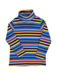 Multicolor Roll-neck DOBLESOUP / 18W90291SPL099
