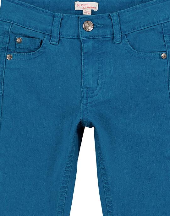 Navy Pants GOJOPATWI1 / 19W90243D2B714