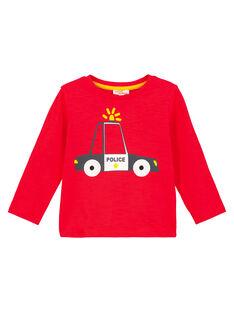Red T-shirt GOSANTEE4 / 19W902C2TML505