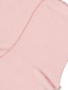 Pink Socks GYIJOCHO2 / 19WI0932SOQD301