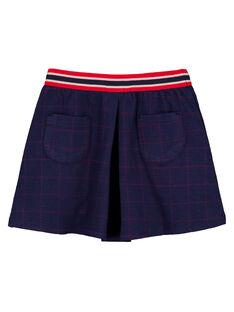 Navy Skirt GATRIJUP1 / 19W901J1JUP070